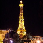 Paris – The City Of Lights In Las Vegas